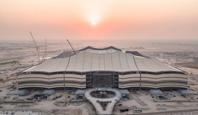 180920_Al Bayt Stadium Aerials